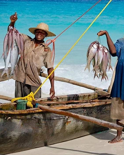 Local Game Fishing
