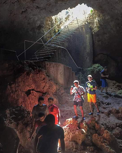 North Coast & Slave Caves