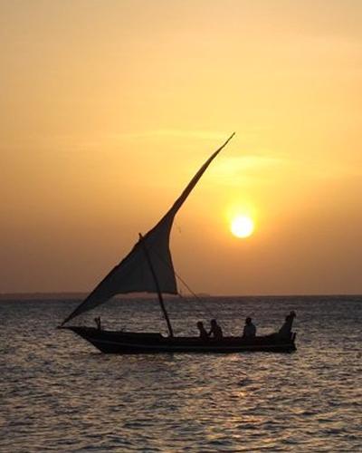 Sunset Cruise tour  Zanzibar